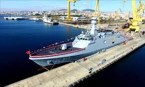 مصانع القوارب في تركيا