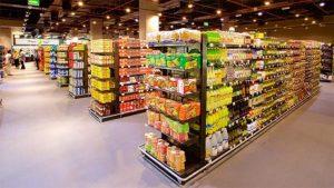 شراء المواد الغذائية من تركيا