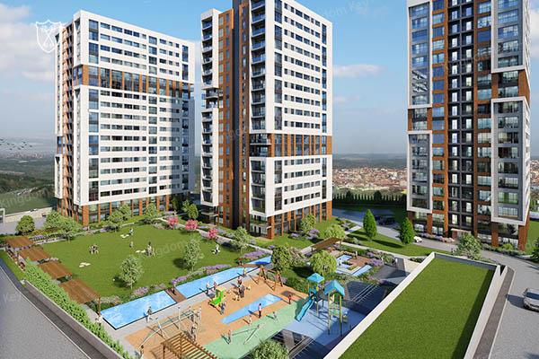 مشاريع عقارية اسطنبول