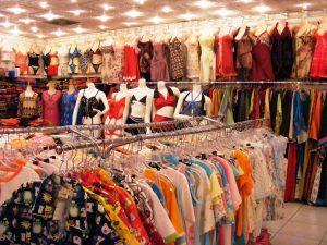 مشروع محل ملابس تركية