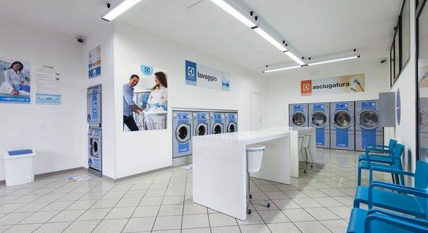 مشروع مغسلة ملابس في تركيا