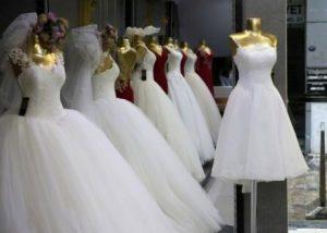 مصنع فساتين زفاف تركيا