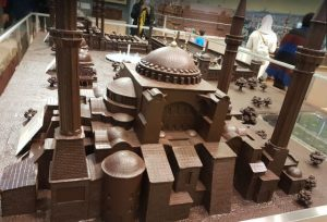 معرض شوكولاته في اسطنبول