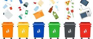 كيف يتم اعادة تدوير النفايات