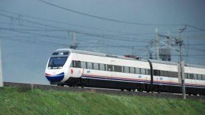 مواصفات قضبان السكك الحديدية