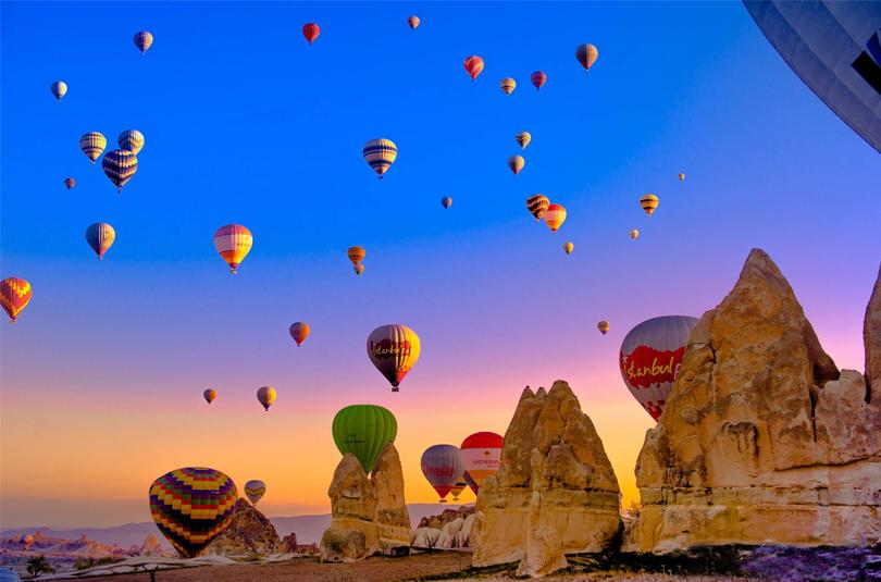 وكالات سياحية في تركيا