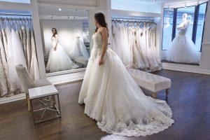 دراسة جدوى محل فساتين زفاف