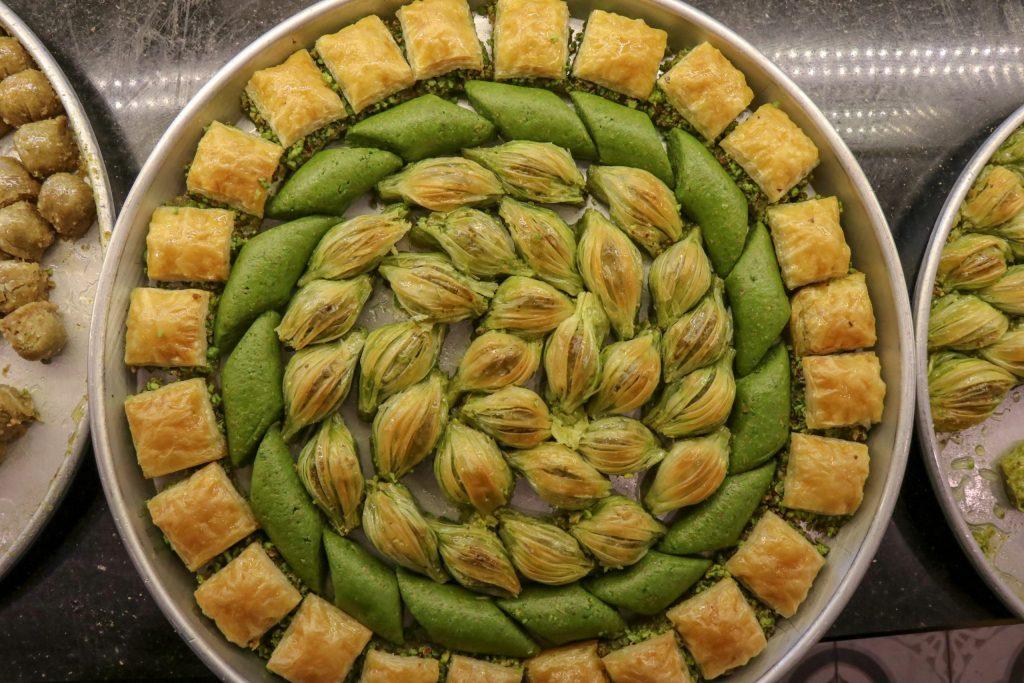 شحن حلويات من تركيا