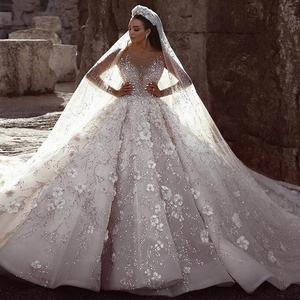 شراء فساتين زفاف من تركيا