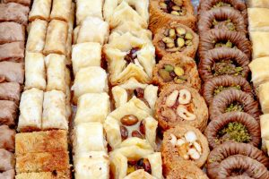 شركات الحلويات في تركيا