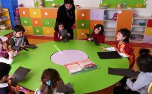 شروط فتح روضة اطفال في تركيا
