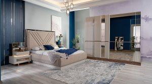غرف نوم تركية واسعارها