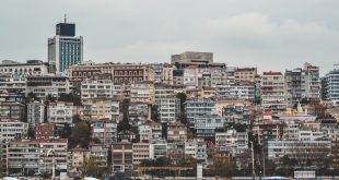 مشاريع شقق في تركيا