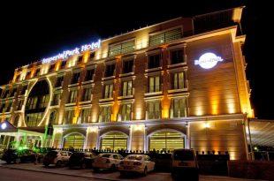 مشروع فندق في تركيا