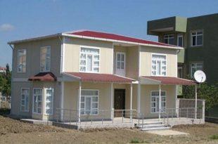 مصانع بيوت جاهزة في تركيا