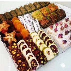 معامل الحلويات في تركيا