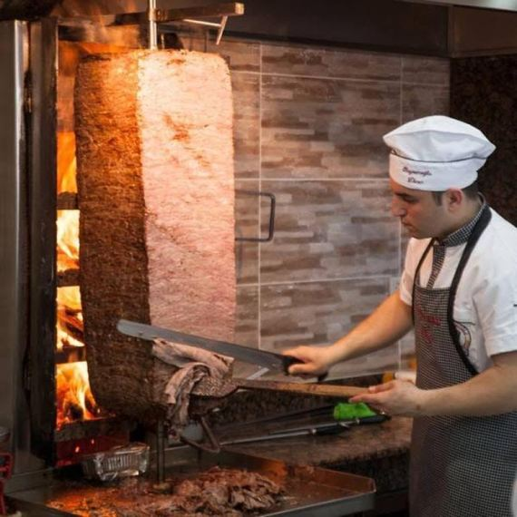 مشروع مطعم شاورما في تركيا
