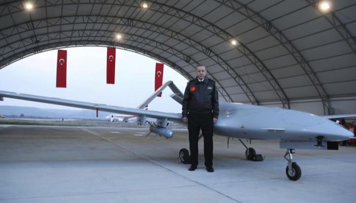 مشاريع الطائرات المسيرة في تركيا