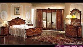 صاج موديلات غرف نوم عراقية
