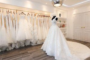 مشروع تأجير فساتين الزفاف والسهرة