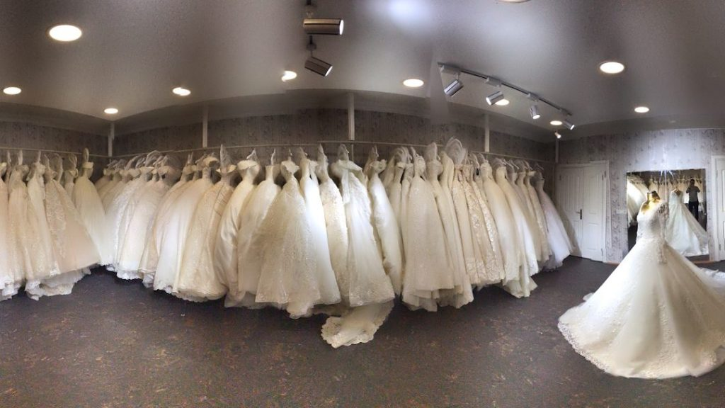 متجر فساتين زفاف