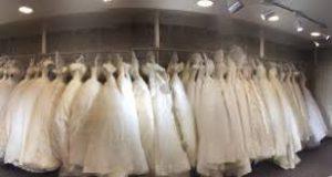 احدث فساتين الزفاف والسهرة