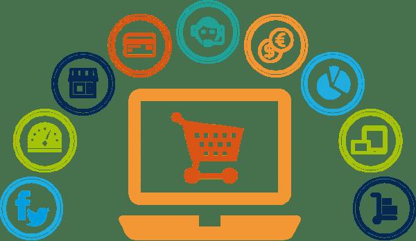 انشاء متجر الكتروني وزارة التجارة
