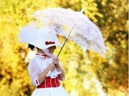 سوق المظلات في تركيا