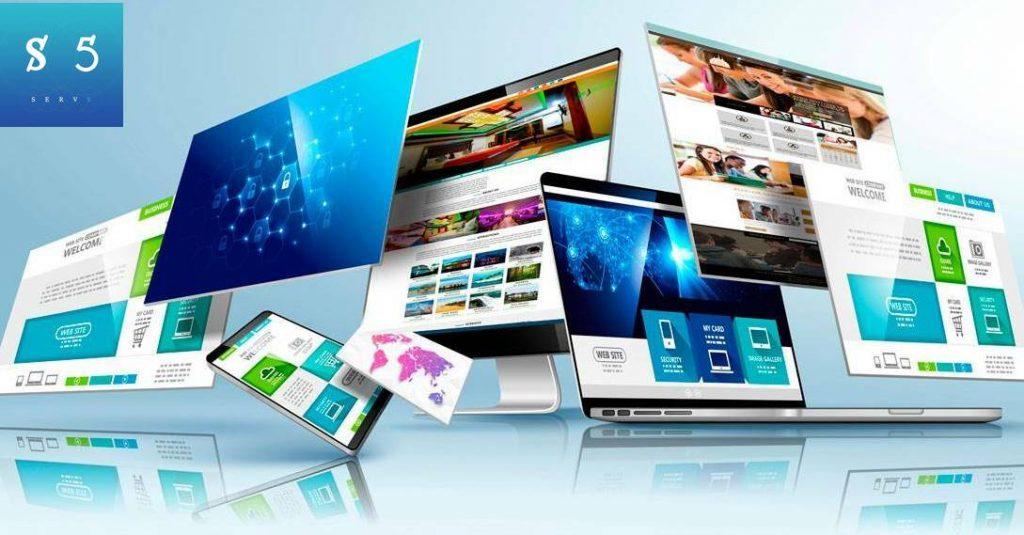 شركات انشاء المواقع الالكترونية