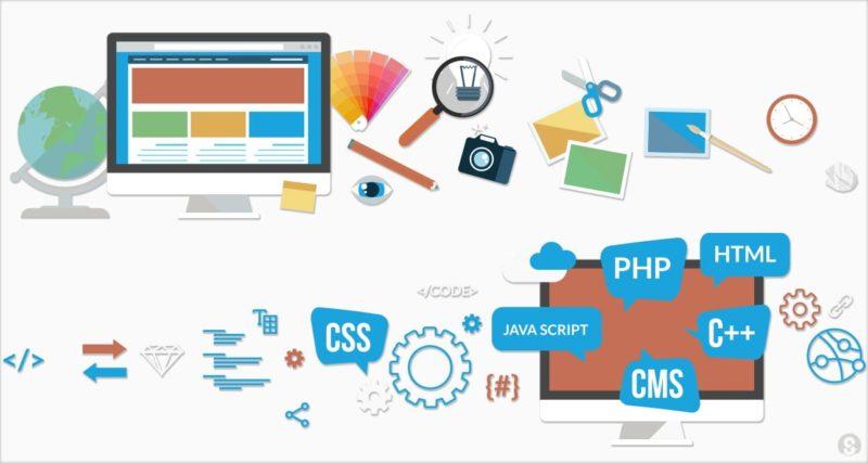 شركة تصميم مواقع في العراق