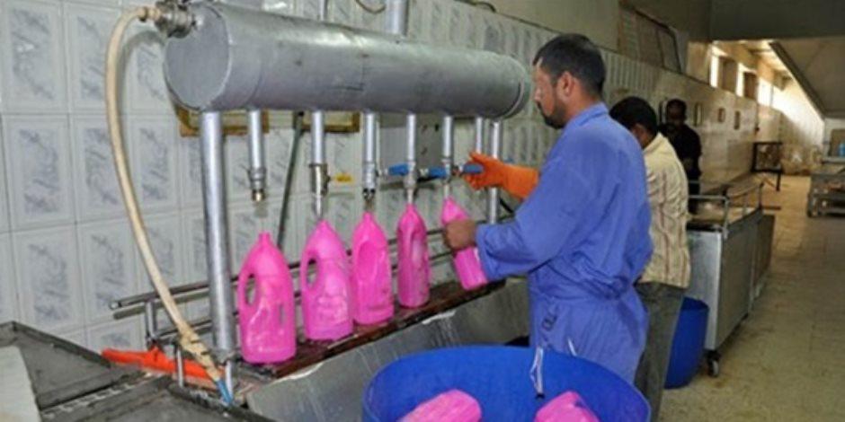 مصانع مسحوق الغسيل في تركيا