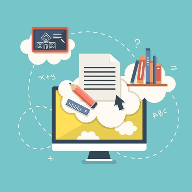 مشروع التعليم الالكتروني