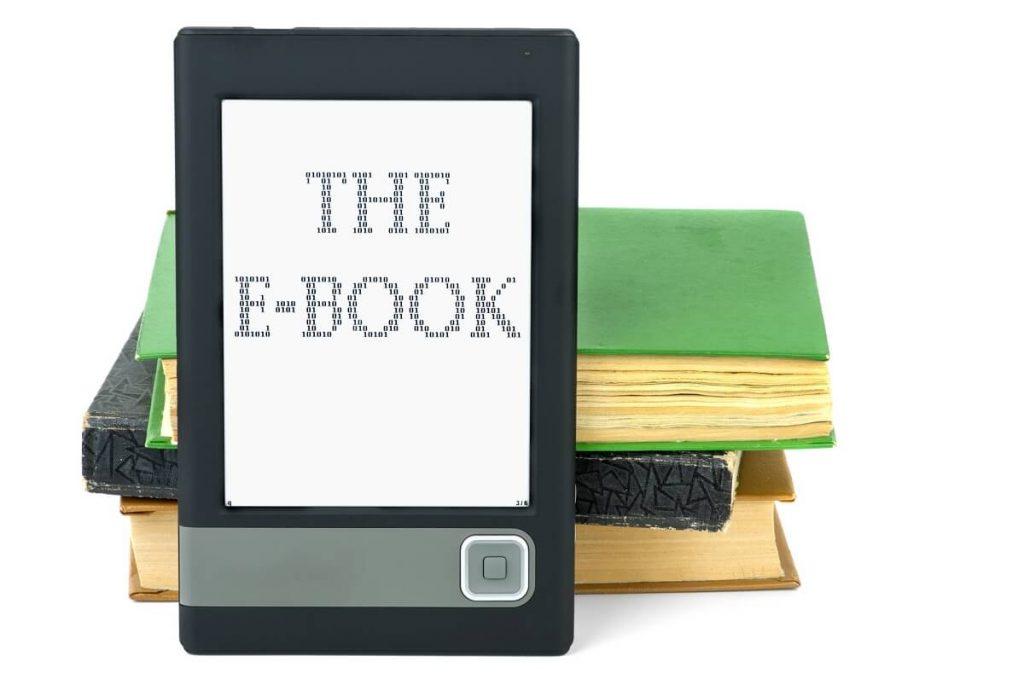 مشروع الكتاب الإلكتروني